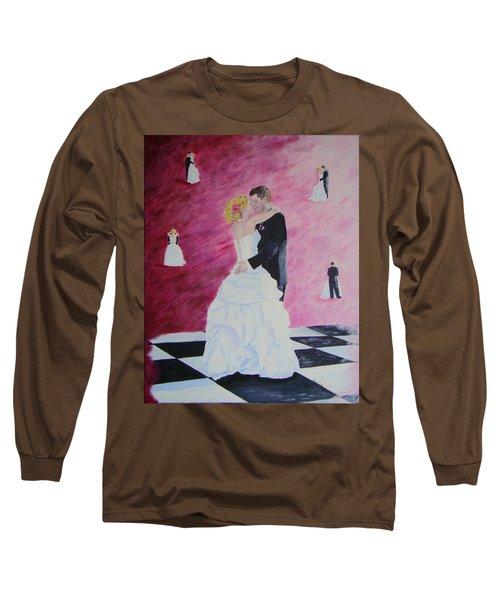 Wedding Dance Long Sleeve T-Shirt