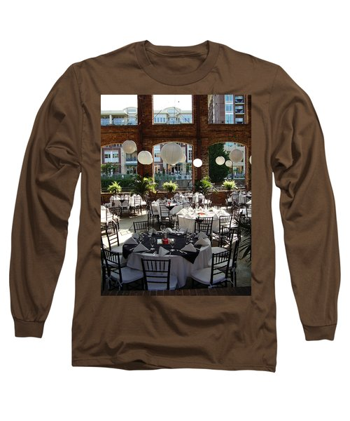 Wedding Long Sleeve T-Shirt