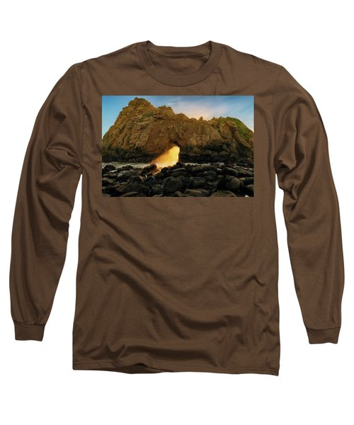 Wedge Of Light Long Sleeve T-Shirt