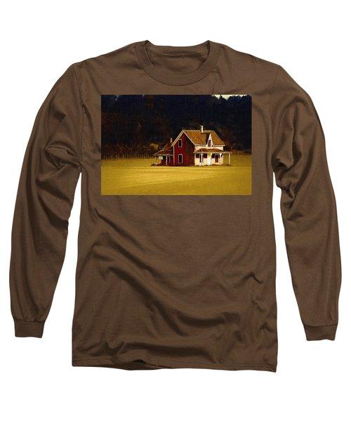Wee House Long Sleeve T-Shirt