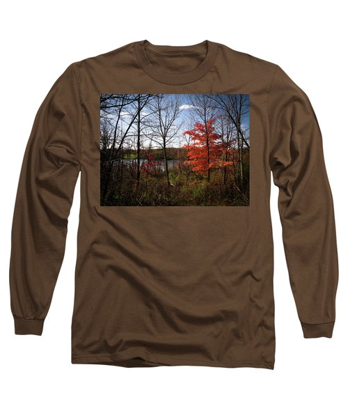 Long Sleeve T-Shirt featuring the photograph Wehr Wonders by Kimberly Mackowski