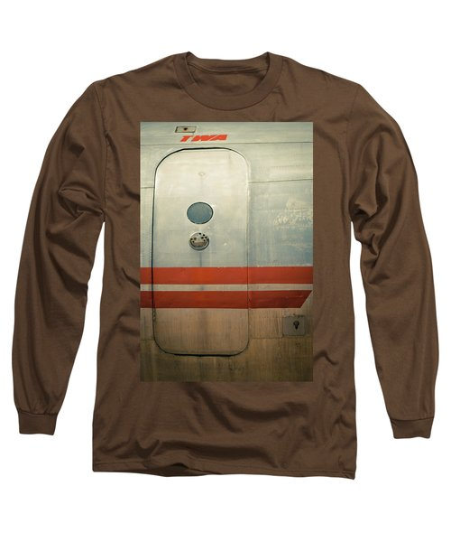 Welcome Aboard Long Sleeve T-Shirt