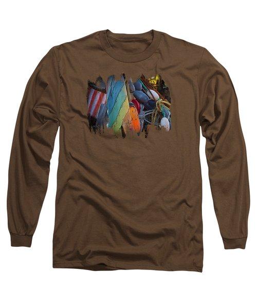 Welcome Friends Long Sleeve T-Shirt
