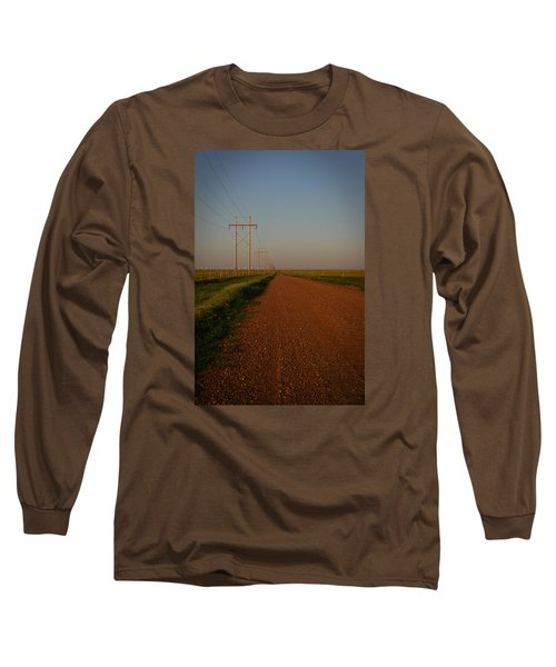 Welcome To Texas Long Sleeve T-Shirt