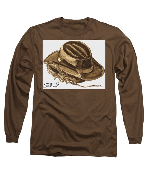 Western Apparel Long Sleeve T-Shirt by Sher'l
