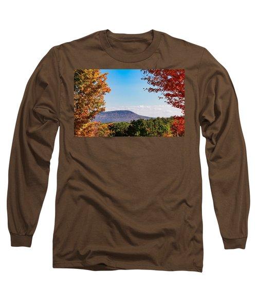 Westhampton View Of Mount Tom Long Sleeve T-Shirt