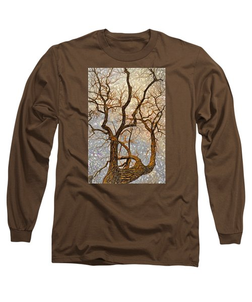 What We See The Mind Believes Long Sleeve T-Shirt
