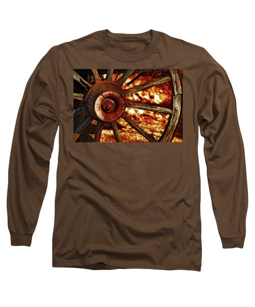 Wheels Of Time Long Sleeve T-Shirt