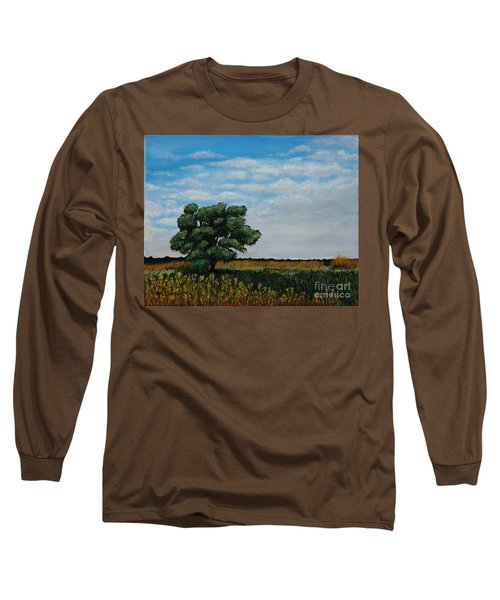 Where The Fields Meet Long Sleeve T-Shirt