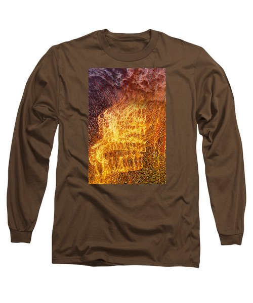 Where Theres Smoke Long Sleeve T-Shirt