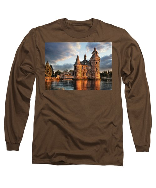Where Time Stands Still Long Sleeve T-Shirt by Lori Deiter