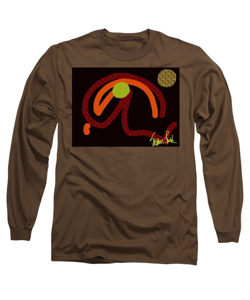 Whirley Woo Long Sleeve T-Shirt