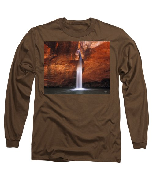 White Canyons Long Sleeve T-Shirt