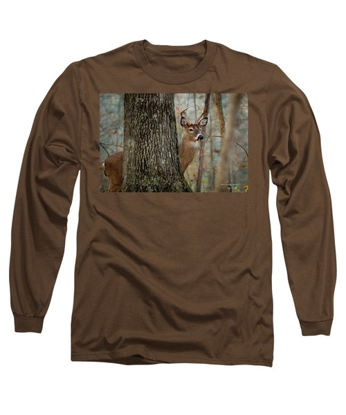 Whitetail #31 Long Sleeve T-Shirt