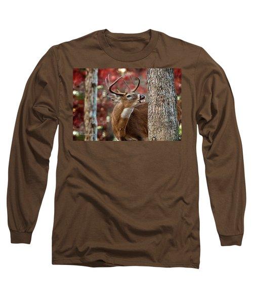 Whitetail #682 Long Sleeve T-Shirt