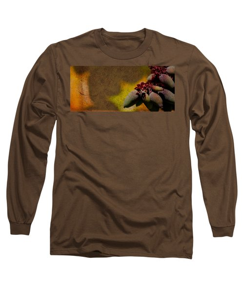 Who Knows Long Sleeve T-Shirt by Trish Tritz