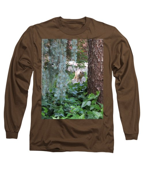 Long Sleeve T-Shirt featuring the photograph Whoa Nellie by Marie Neder