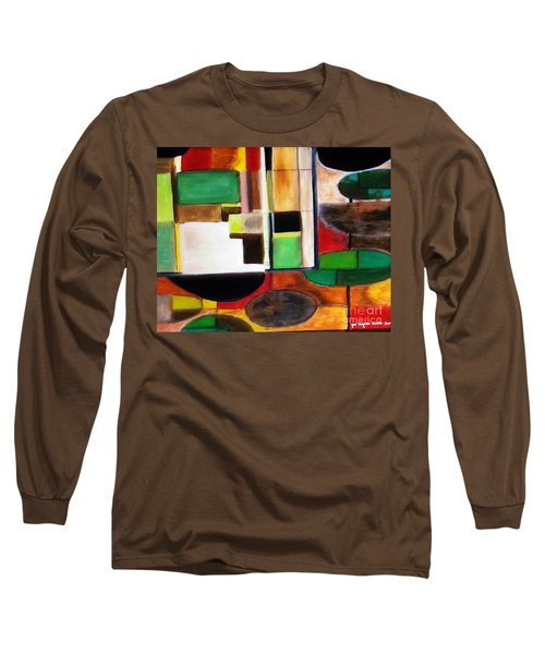 Wholeness Long Sleeve T-Shirt