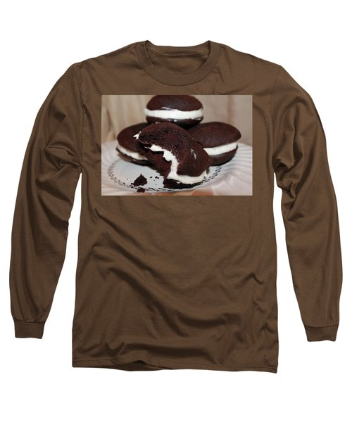 Whoooopieeee Long Sleeve T-Shirt