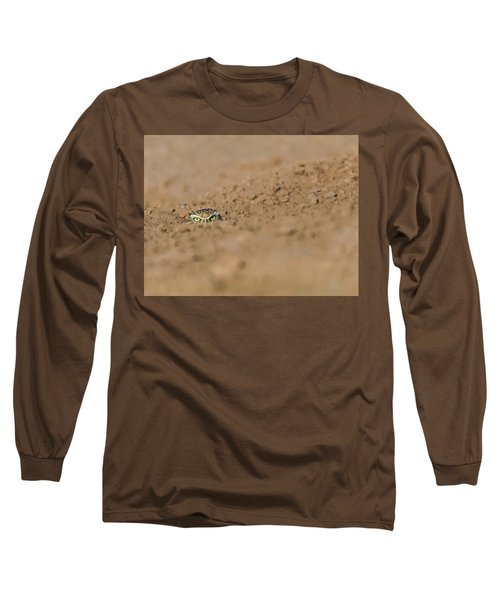 Whozat Long Sleeve T-Shirt