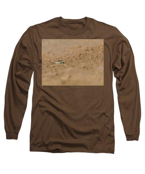 Whozat Long Sleeve T-Shirt