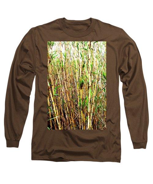 Wild Bamboo Long Sleeve T-Shirt