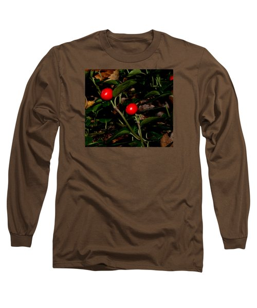 Wild Berries Long Sleeve T-Shirt