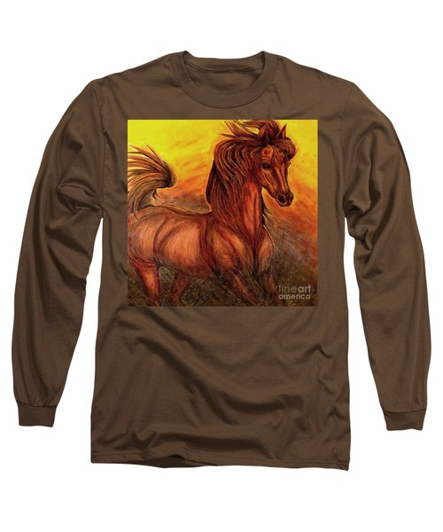 Wild Spirit Long Sleeve T-Shirt