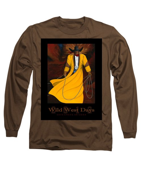 Wild West Days 2012 Long Sleeve T-Shirt