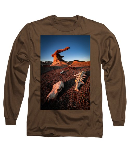 Wild Wild West Long Sleeve T-Shirt