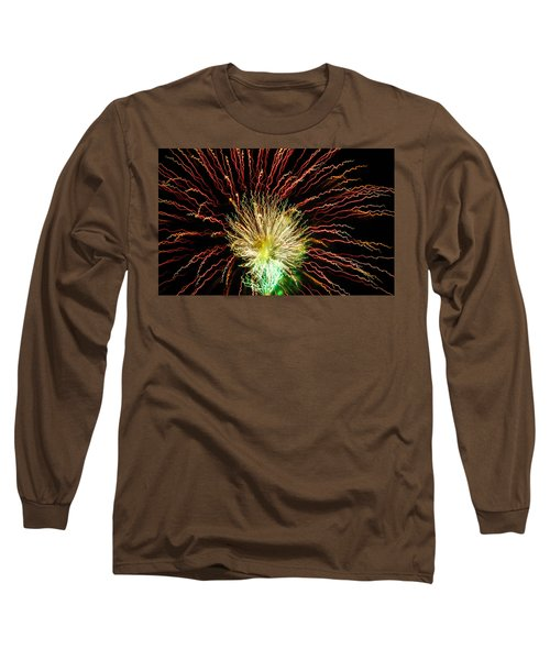 Long Sleeve T-Shirt featuring the photograph Wild Work by Michael Nowotny