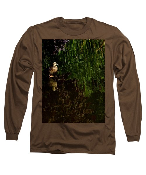 Wilderness Duck Long Sleeve T-Shirt