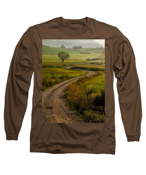 Willow Long Sleeve T-Shirt by Davorin Mance