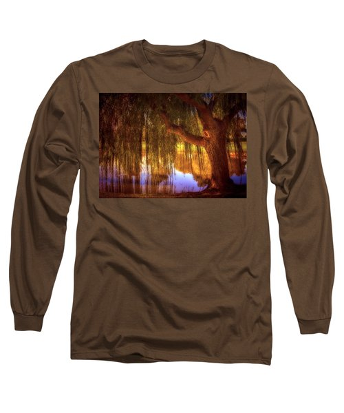 Willow Glow Long Sleeve T-Shirt