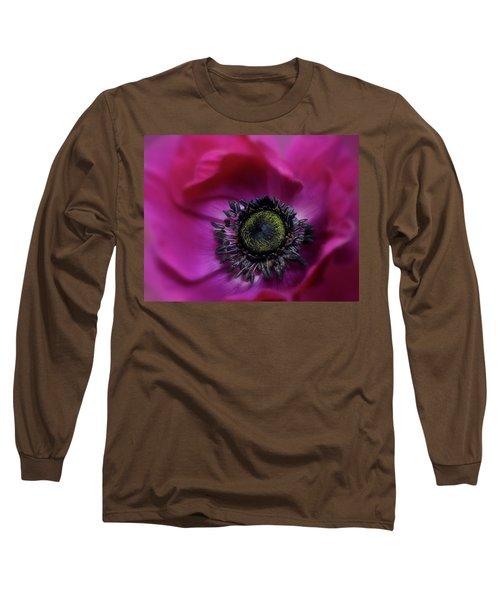 Windflower Long Sleeve T-Shirt
