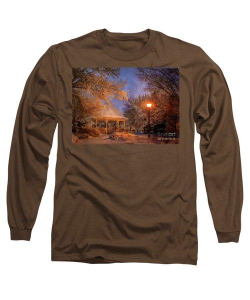 Windom Park Snowstorm Long Sleeve T-Shirt