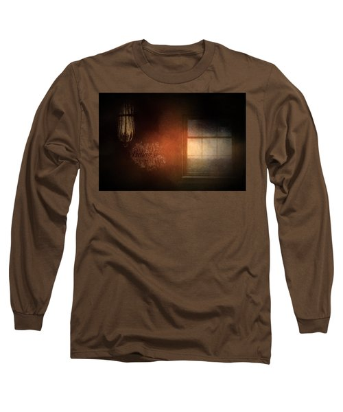 Window Art Long Sleeve T-Shirt