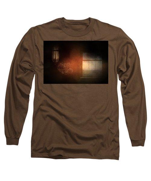 Window Art Long Sleeve T-Shirt