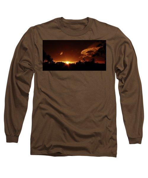 Window In The Sky Long Sleeve T-Shirt