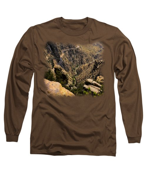 Windy Point No.9 Long Sleeve T-Shirt by Mark Myhaver