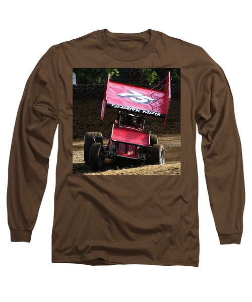 Wingin' It Into The Turn Long Sleeve T-Shirt