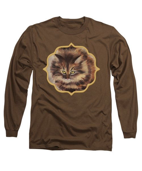 Winter Cat Long Sleeve T-Shirt