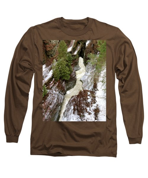 Winter Gorge Long Sleeve T-Shirt