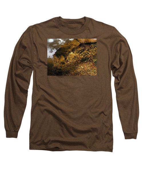 Winter Leaving Long Sleeve T-Shirt