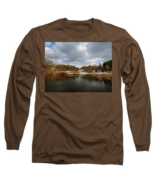 Winter Sky Long Sleeve T-Shirt