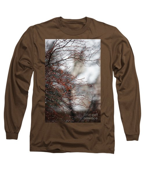 Wintry Mix Long Sleeve T-Shirt