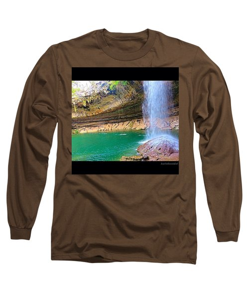 Wishing You A #beautiful #zen Like Day! Long Sleeve T-Shirt by Austin Tuxedo Cat