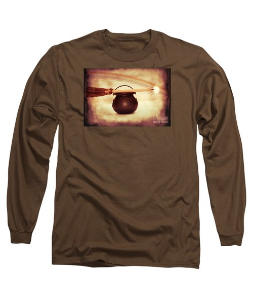 Witchy Long Sleeve T-Shirt by Linda Matlow