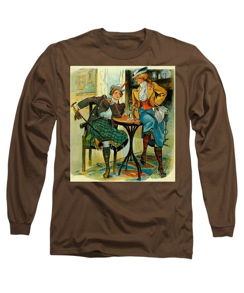 Woman's Club 1899 Long Sleeve T-Shirt
