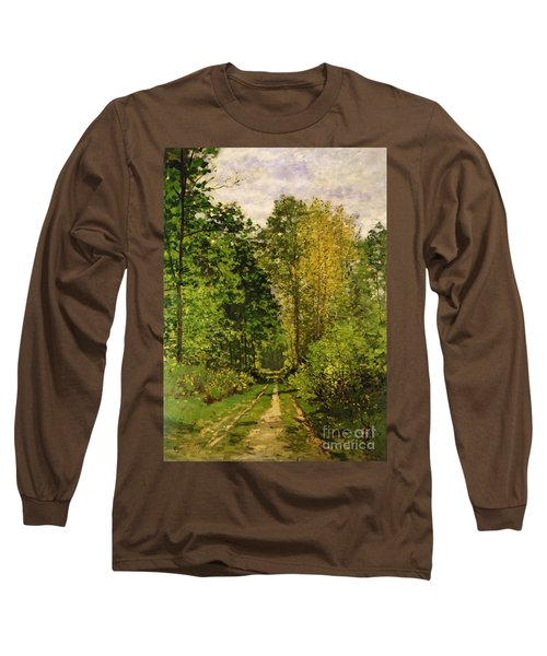 Wooded Path Long Sleeve T-Shirt